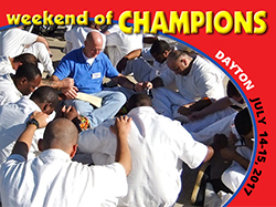 Bill Glass BEHIND THE WALLS Weekend of Champions