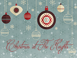 Christmas at the Heights