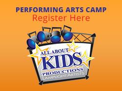 Performing Arts Camp Registration