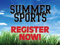 Summer Sports Registration