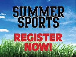 Summer Sports Registration