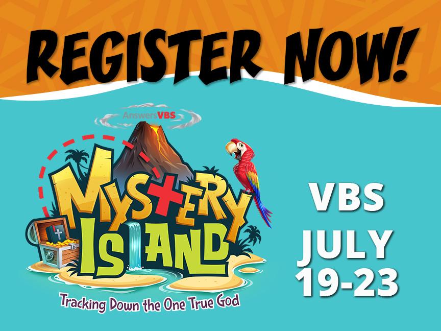 VBS Register Now