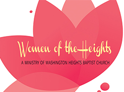 Women of the Heights Fall Retreat