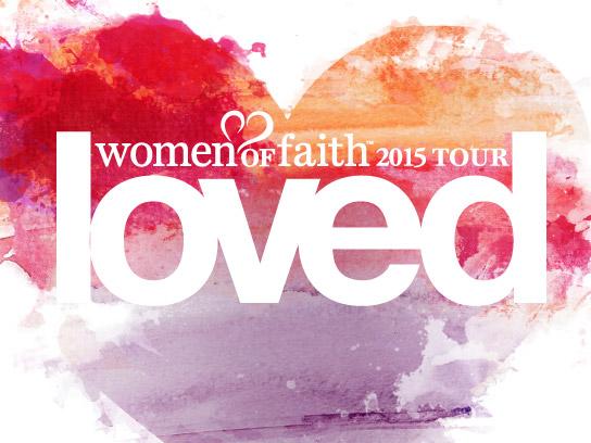 Women of Faith 2015
