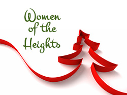 Women of The Heights Christmas Events
